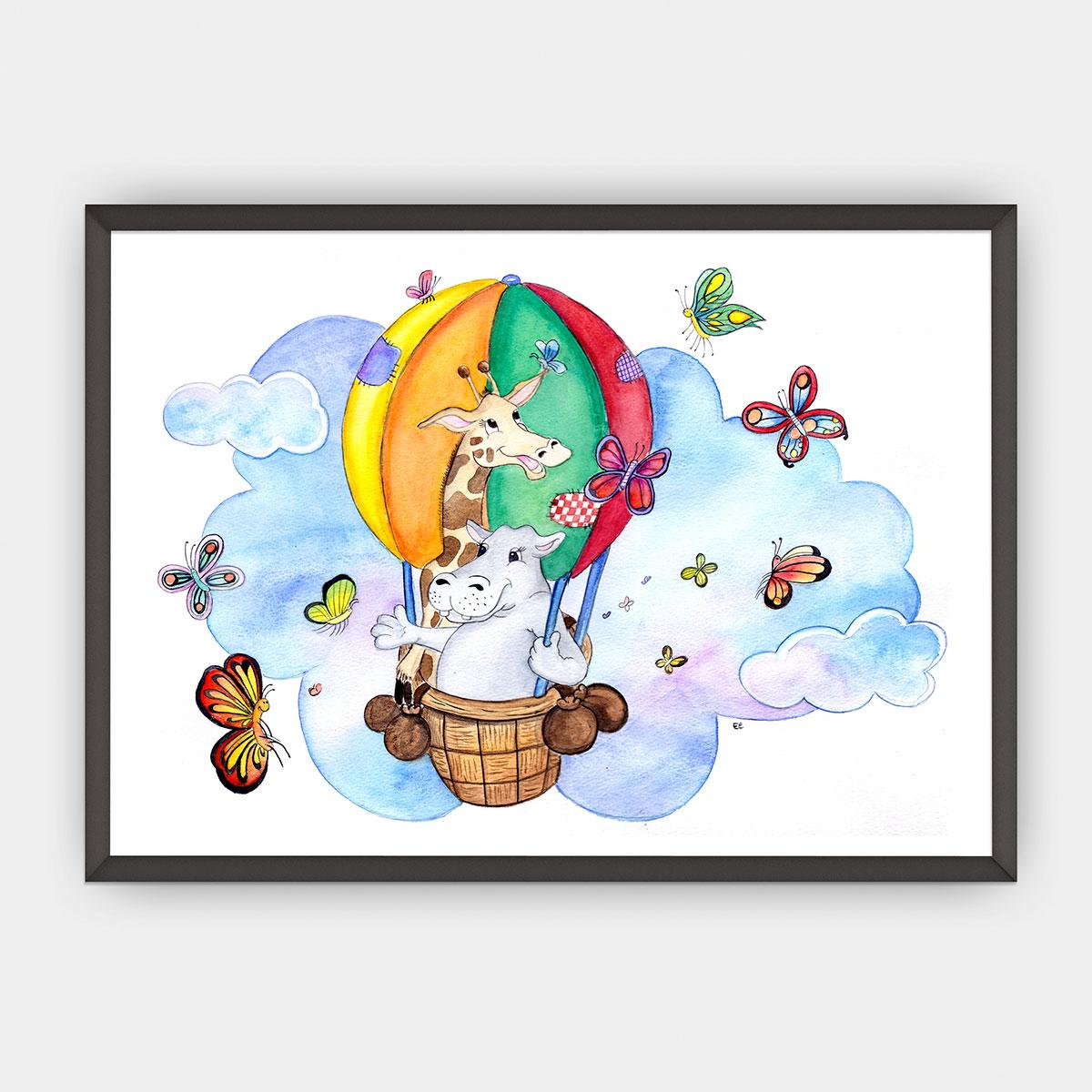 Art-og-flomme-luftballon-ivimedia