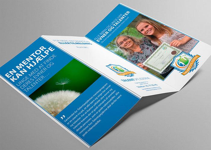 Brochure Talentspejderne