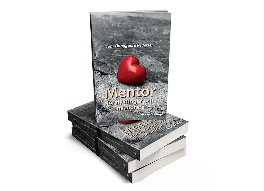 Bog design og opsætning til Talentspejderne for deres forlag Men2r