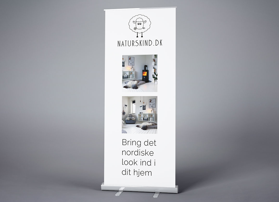 Naturskind Rollup